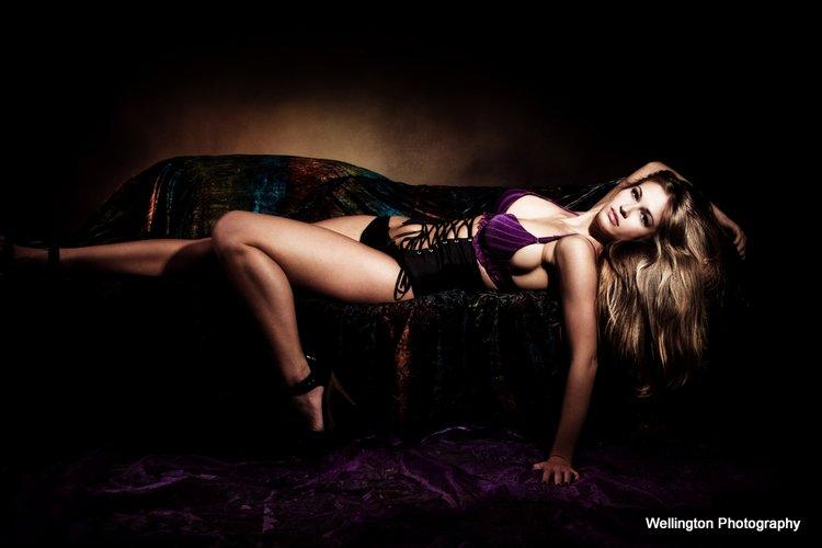 Sexy boudoir photographers
